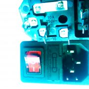 جک برق نری کلیدار فیوزدار خاردار۱۰آمپر (۲)