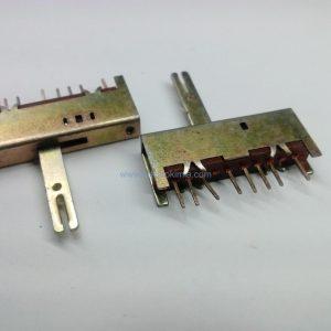 کلید ریلی ۸پین ۳حالته فلزی