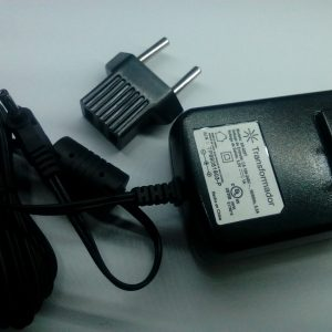 آداپتور ۵٫۵ولت ۱٫۱آمپر با سوکت ۲۲۰سر ریز