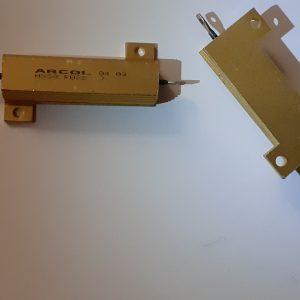 مقاومت طلایی RO22J