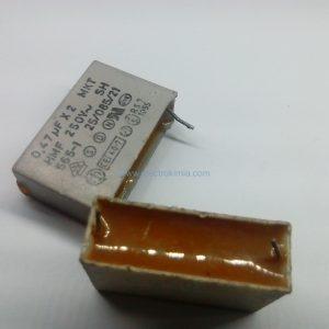 خازن MKT 4.7U 250V