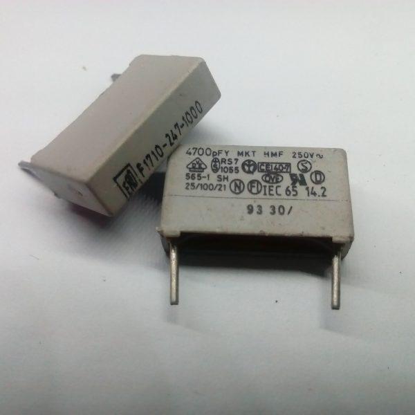 خازن MKT 4700PF 250V