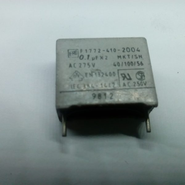 خازن MKT.1U 275V