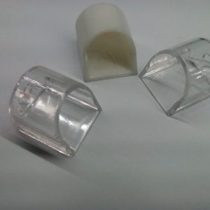 درپوش هیدسینک LED متری فلزی